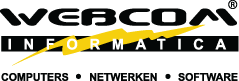 Webcom informatica logo